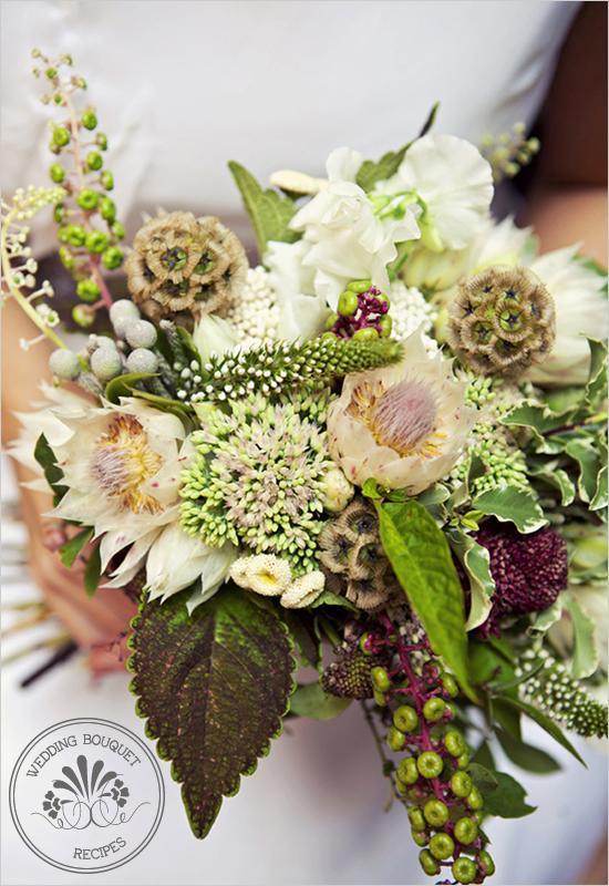 Hochzeit - Rustic Wedding Bouquet