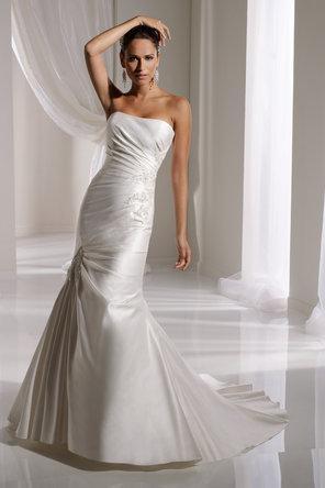7fbb2fe1039 Wedding Nail Designs - Sophia Tolli Bridal  793664 - Weddbook