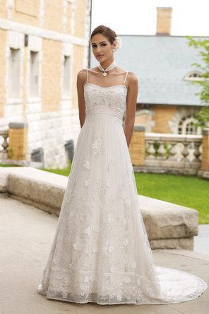 Dress - David Tutera For Mon Cheri #793991 - Weddbook