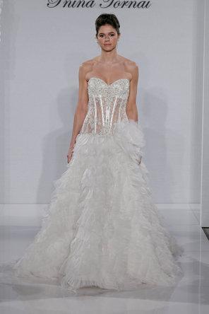 dress - kleinfeld exclusives #794438 - weddbook