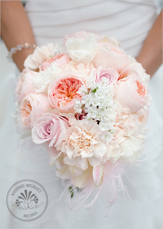 Wedding - Pink Wedding Bouquets