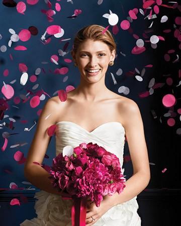 Hochzeit - Pink Wedding Bouquets