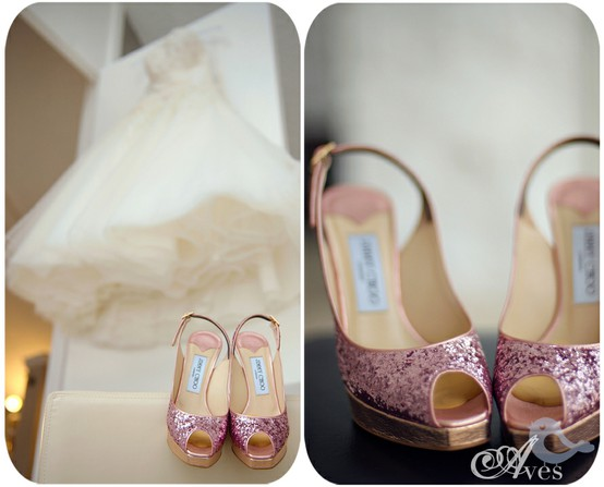 Mariage - Chaussures Jimmy Choo mariage ♥ Talons Mariage Chic et confortable