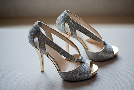 Silver Sparkly Weding Shoes 012 - Silver Sparkly Weding Shoes