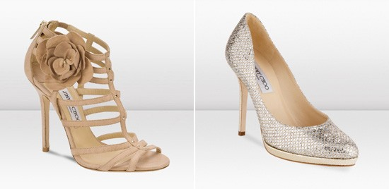Mariage - Chaussures Jimmy Choo mariage