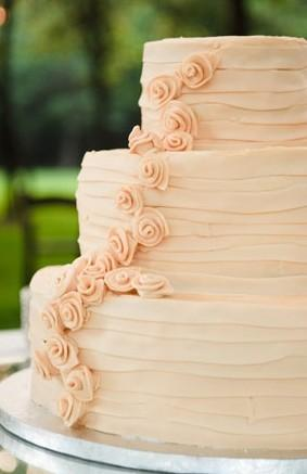 Wedding - Buttercream Wedding Cakes