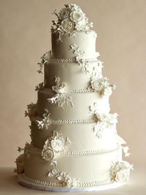 Wedding - Buttercream Wedding Cakes
