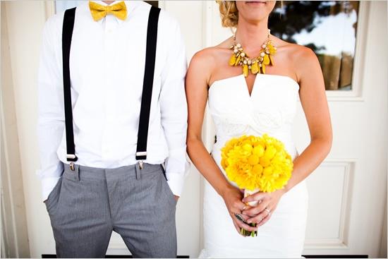 Gelbe Hochzeits- - Sunny Lemon Yellow Hochzeitsdeko #797069 - Weddbook