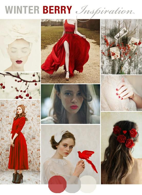 Wedding - Ravishing Red Wedding Details