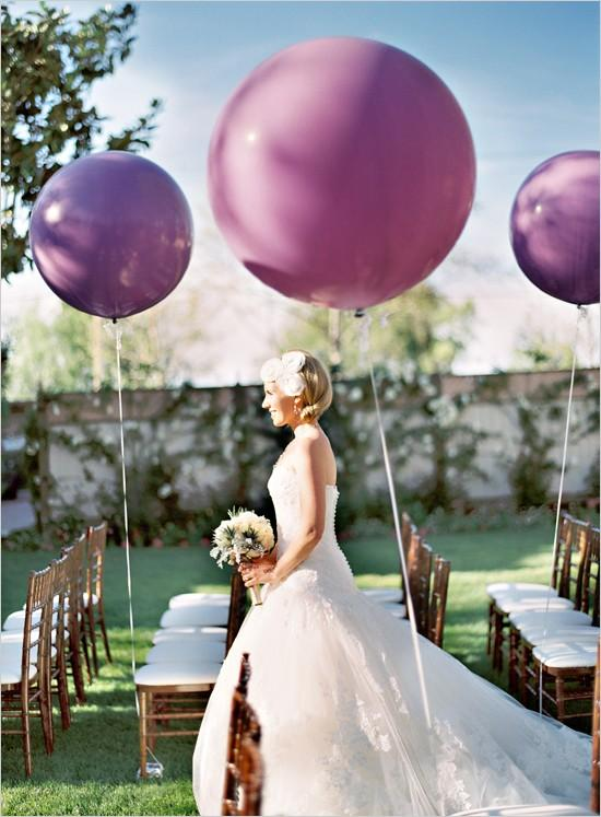 Balloons In Weddings #797492 - Weddbook