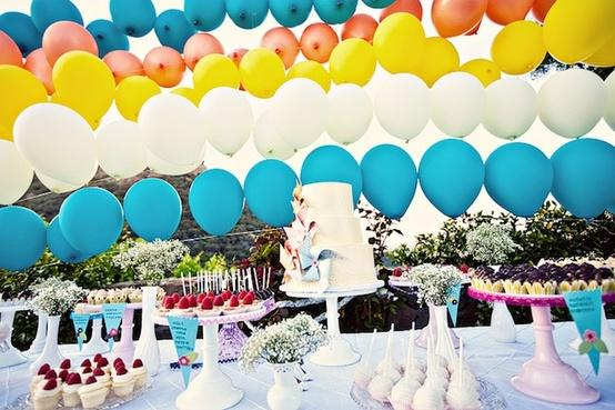 Country Wedding - Balloons In Weddings #797499 - Weddbook
