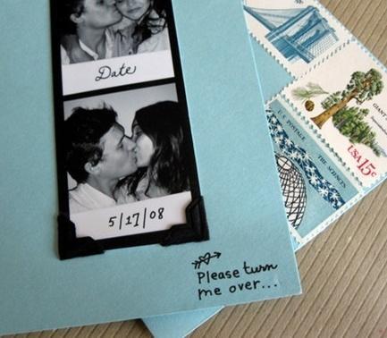 Creative Wedding Save The Dates #797530 - Weddbook