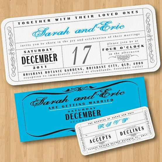 Creative Wedding Save The Dates #797534 - Weddbook