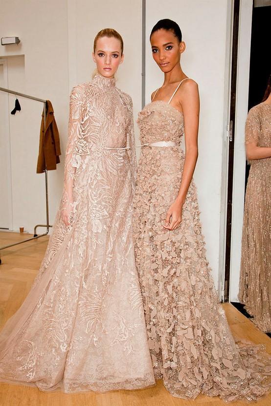 Mariage - Chic Robe de conception spéciale