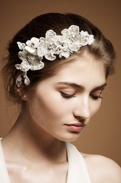 Mariage - Cheveux de mariage magnifique et maquillage