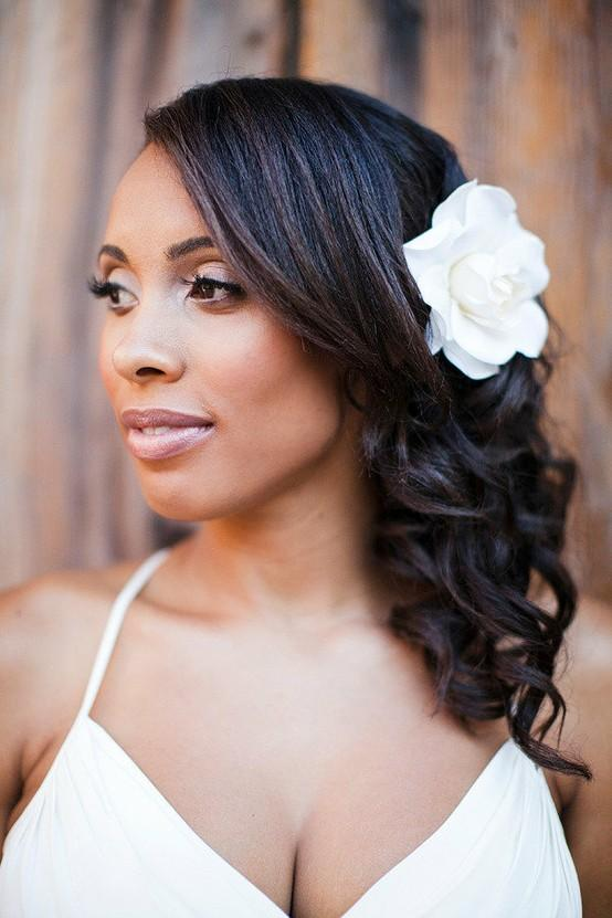 Original Gorgeous Wedding Hairstyles And Makeup Ideas  Belle The Magazine