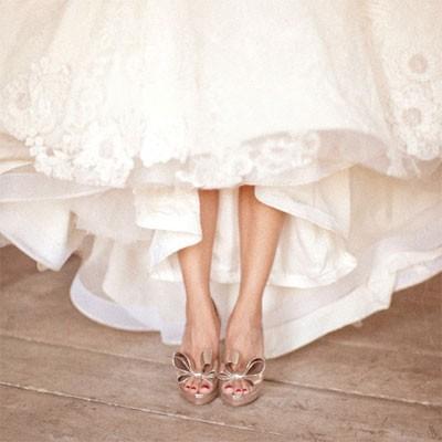 Wedding - Chic Wedding High Heel Shoes
