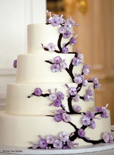 زفاف - كعك الزفاف الخاص ♥ زينة كعكة الزفاف