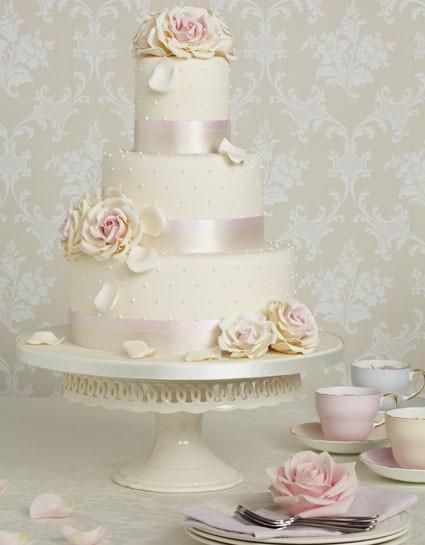Свадьба - Специальные Fondant Свадебные торты ♥ Yummy Свадебный торт