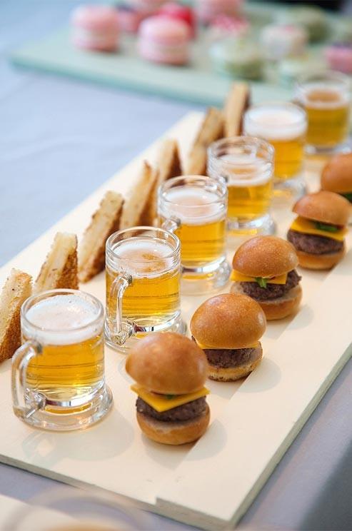 Wedding - Wedding Appetizer Ideas