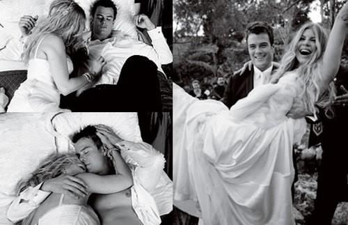 Mariage - Photographie de mariage romantique ♥ Celebrity Weddings Photos
