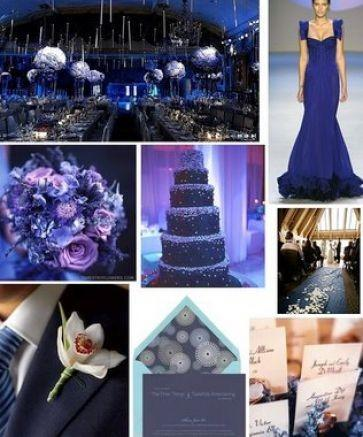 Navy Wedding - Navy Blue Wedding Color Palettes #798901 - Weddbook