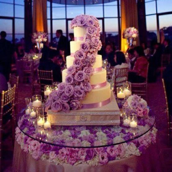 Lavender wedding color palette 798917 weddbook lavender wedding color palette junglespirit Images