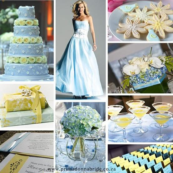 Yellow Wedding - Mellow Yellow Wedding Color Palettes #798982 - Weddbook