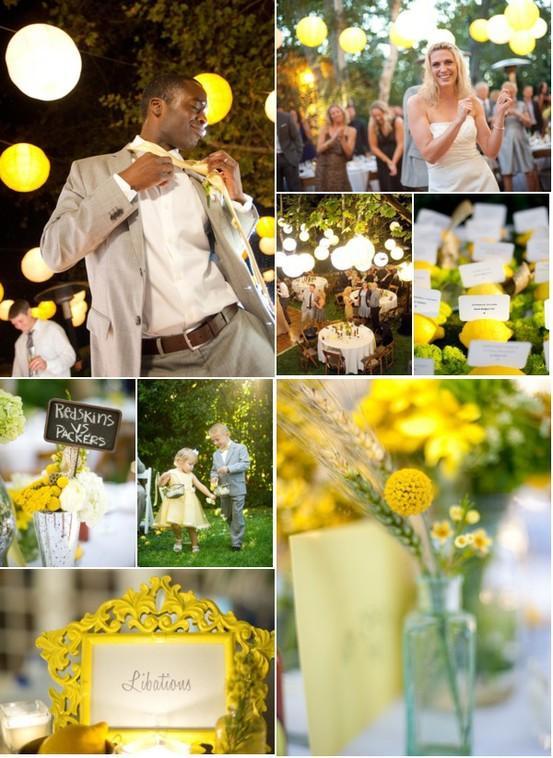 gelbe hochzeits gelbe sonnenblumen hochzeit farbpaletten 799005 weddbook. Black Bedroom Furniture Sets. Home Design Ideas