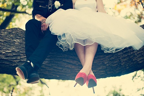 Rock N Roll Wedding Gift Ideas : 50s Wedding - 50S Style Wedding #799546 - Weddbook