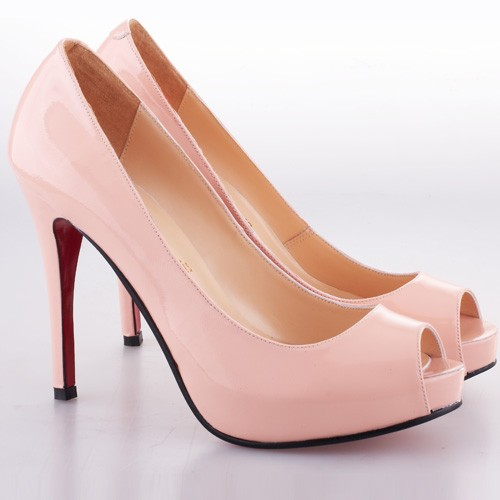 huge discount 86db7 01e1d Christian Louboutin Wedding Shoes With Red Sole #799643 ...