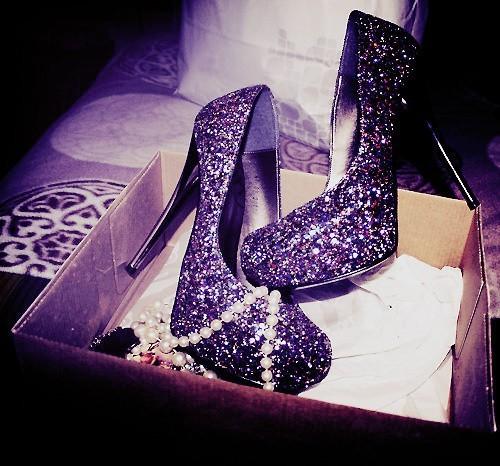 Свадьба - Chic и модные свадебные высоких каблуках