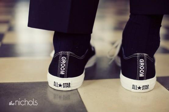 Свадьба - Удобная обувь жениха