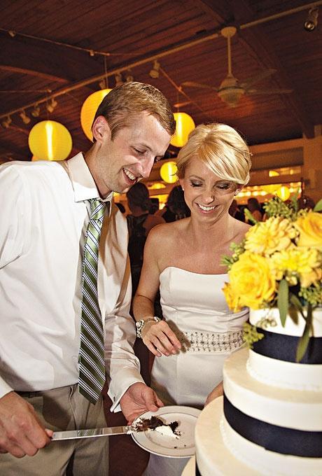 Hochzeit - Die Hochzeitstorte