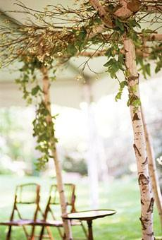image of Rustic-Inspired Wedding