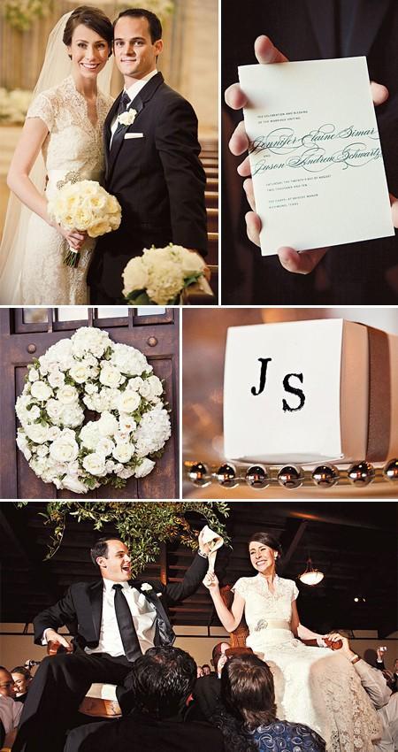 Hochzeit - Wedding Ceremony Collage