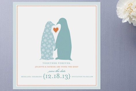 Amazing Winter Save The Dates