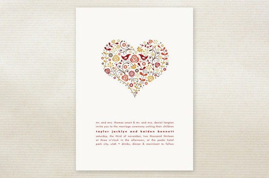 cute wedding invitations #802626 - weddbook, Wedding invitations