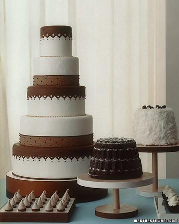 Hochzeit - Kuchen Inspiration