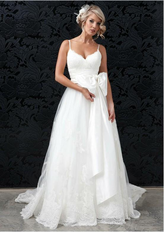 Hochzeit - Chic Special Design Brautkleid