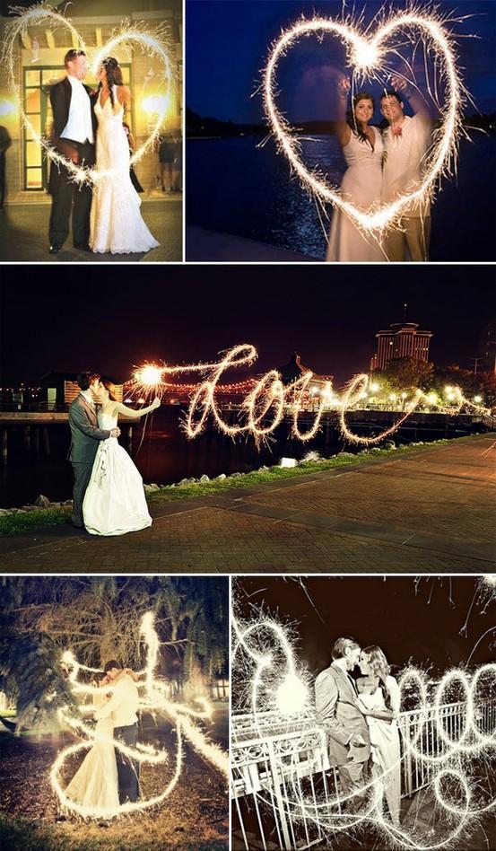 Свадьба - Искра Свадебная фотография Идея ♥ Профессиональная Свадебная фотография
