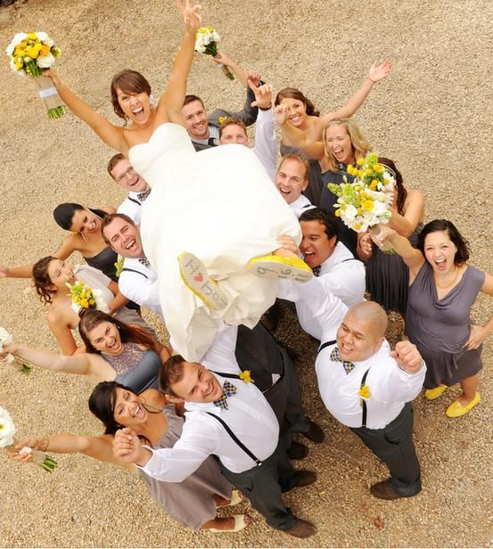 Wedding - Hilarious Wedding Photography ♥ Funny Wedding Photography