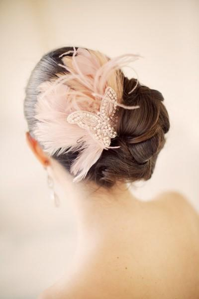 Wedding - Chic Wedding HairStyles ♥ Wedding Side Updo Hairstyle