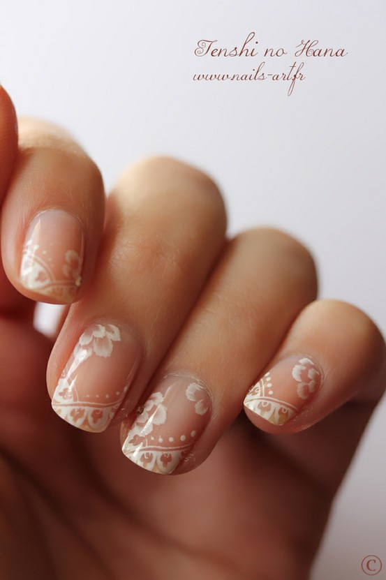 Amazing Lace Wedding Nails 553 x 831 · 54 kB · jpeg