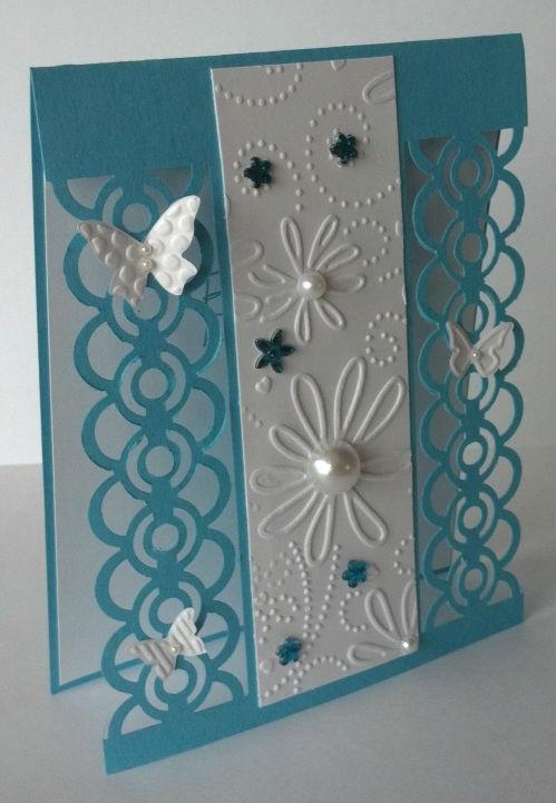 Invitation scrapbooking 805230 weddbook for Crafty christmas cards ideas