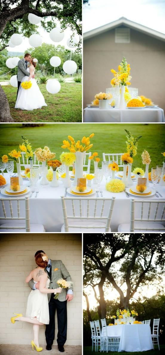 Hochzeit - Hochzeit Deko-Ideen