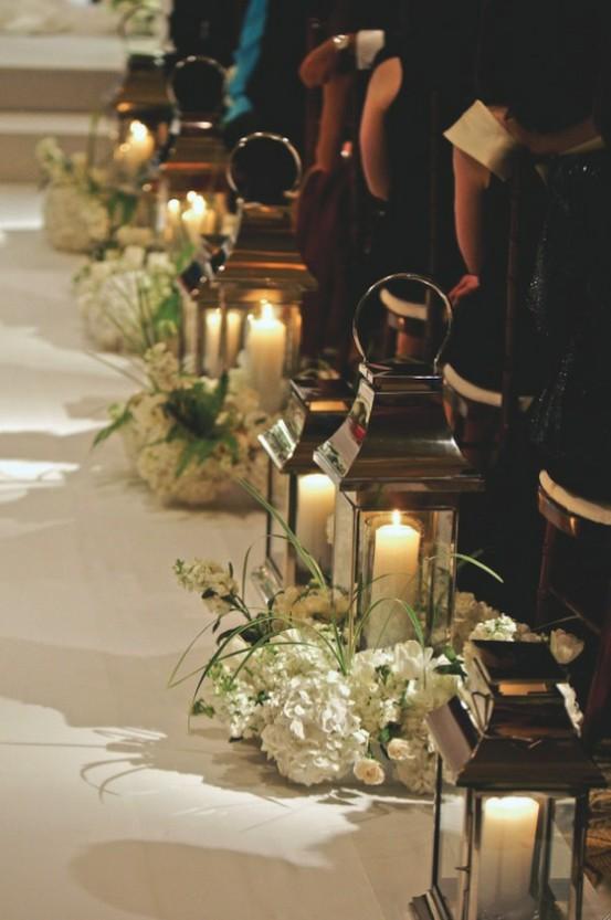 Свадьба - Варианты свадебных света
