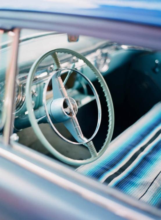 Wedding - Vintage Cars
