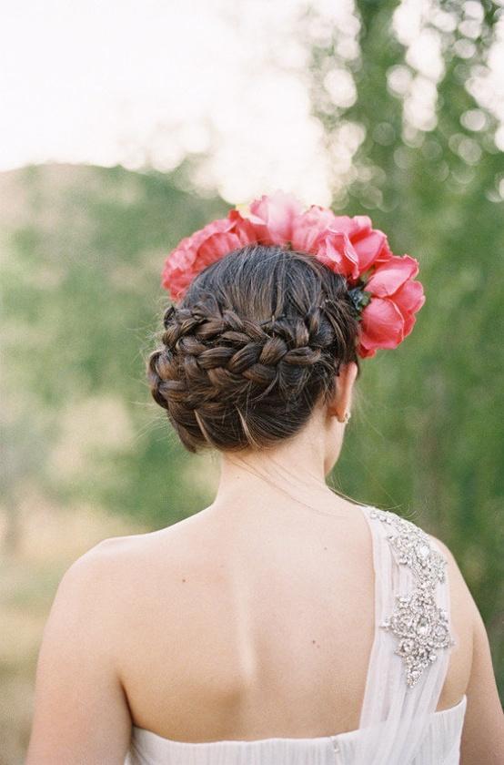 Свадьба - Волосы Inpspiration