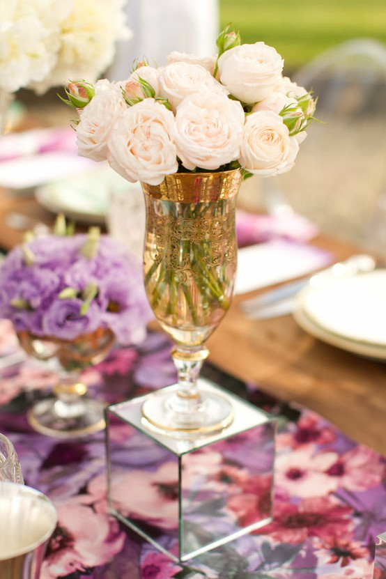 Decor > Stylish Wedding Table Decoration Ideas #893683 - Weddbook